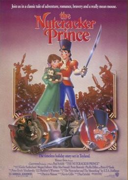 Принц Щелкунчик / The Nutcracker Prince (1990) DVDRip