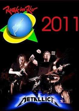 Metallica - Rock in Rio