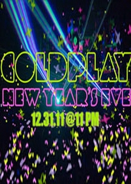 Coldplay - New Year's Eve: An Austin City Limits