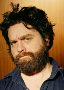 Зак Галифианакис (Zach Galifianakis): фильмография, фото