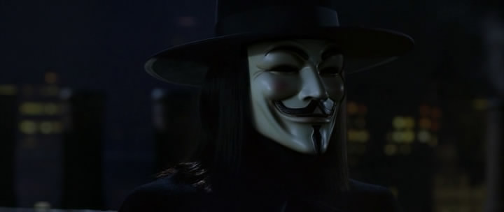 V» значит Вендетта, V for Vendetta (2005) - Фильмы - КиноКопилка